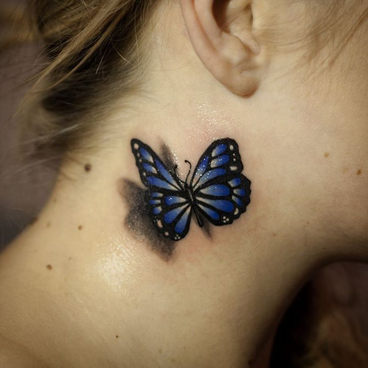 9 important life lessons butterfly tattoos meanings taught us. Black Bedroom Furniture Sets. Home Design Ideas