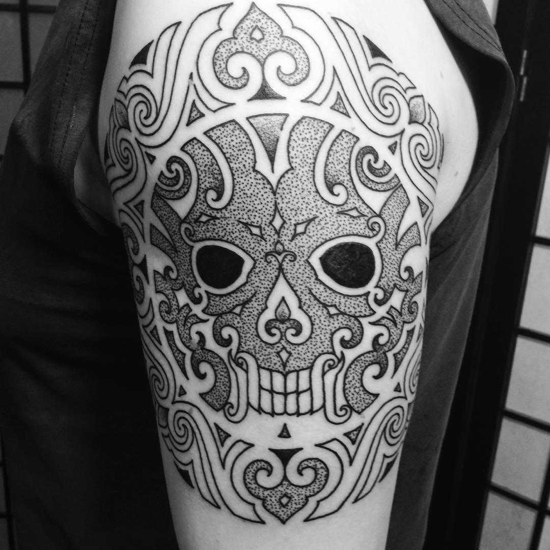 125 Tribal Tattoos For Men With Meanings Tips: 100+ [ Tribal Tattoos For Men Tribal ]