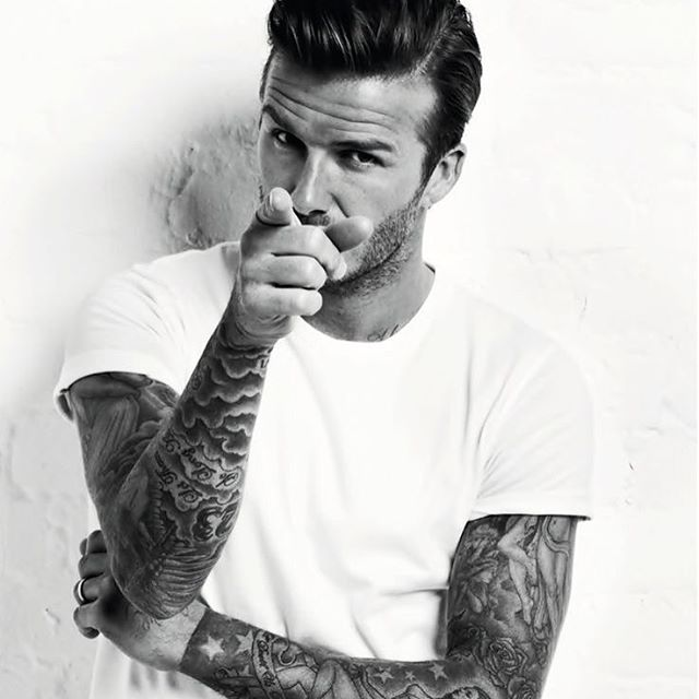 25 full sleeve tattoo ideas you 39 ll love forever for David beckham tattoo sleeve