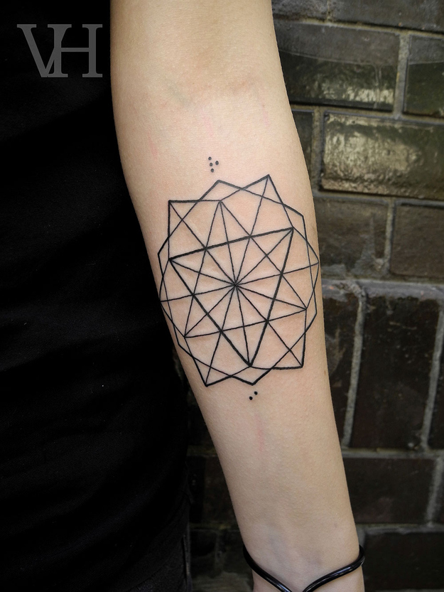 geometric tattoos tumblr