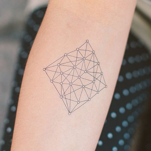 geometric tattoo styles