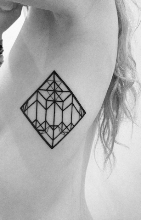 Geometric Tattoos 43