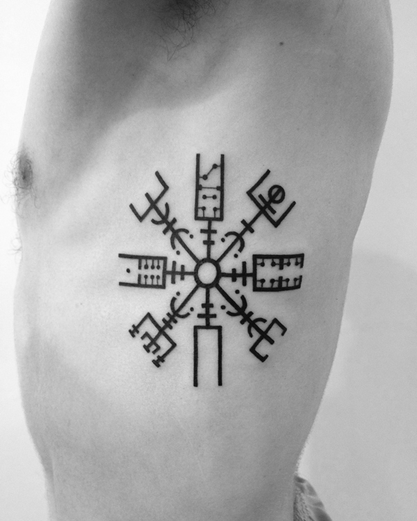 Geometric Tattoos 46