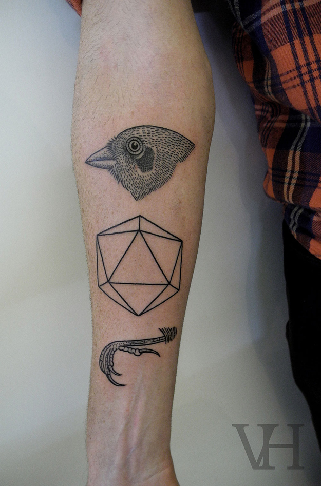 geometric tattoos and their meanings