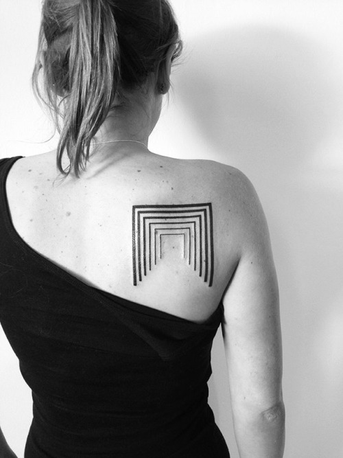 Geometric Tattoo 69