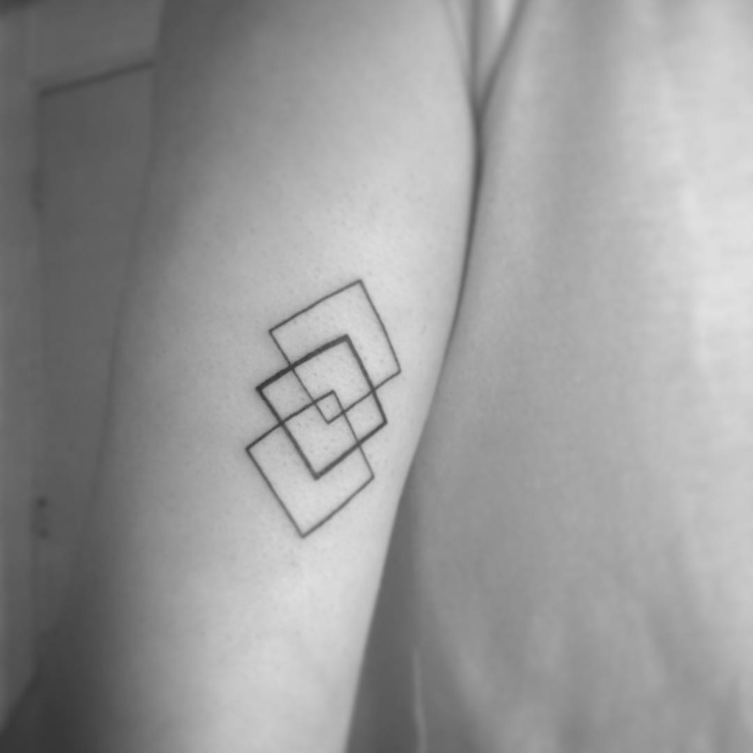 Geometric Tattoos 82