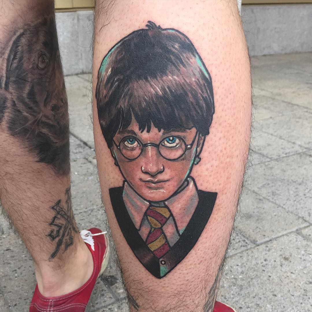 145 Most Magical Harry Potter Tattoos You\'ll Want to See
