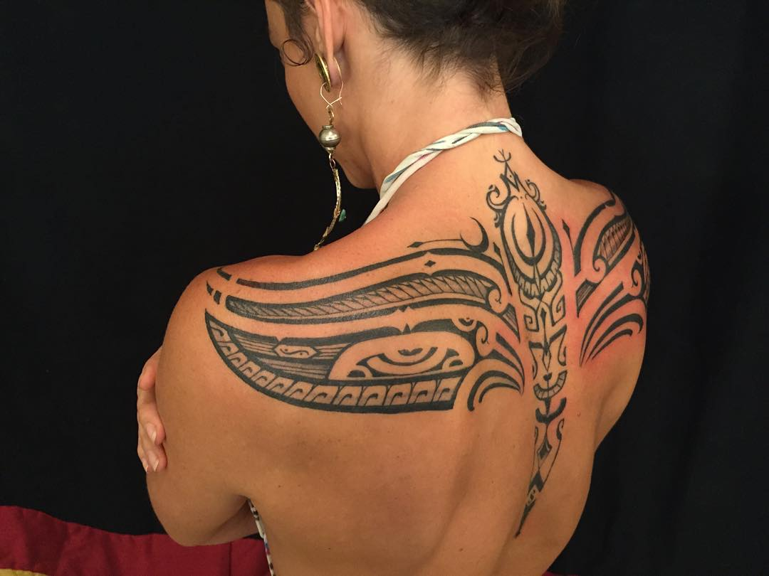 Tribal Tattoos Meaning Warrior Designs