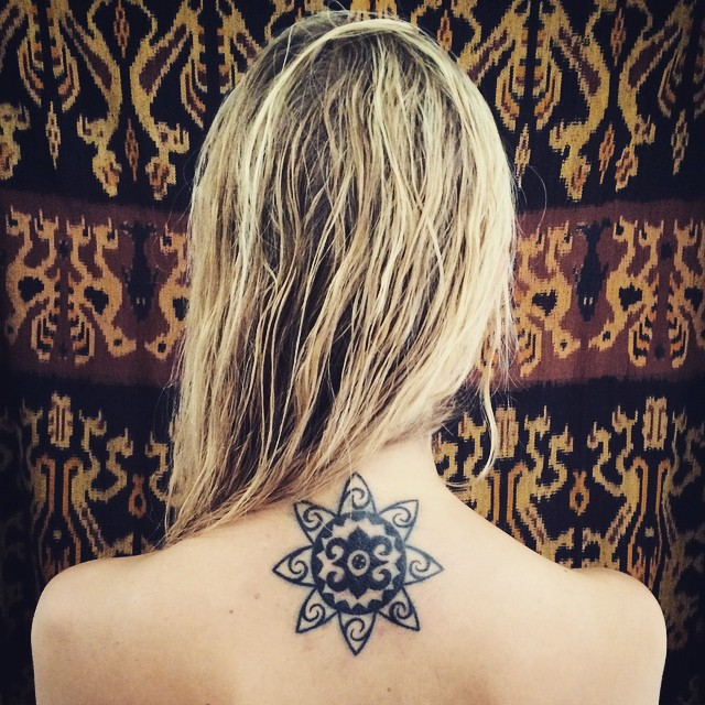 30 bold beautiful tribal tattoos for women. Black Bedroom Furniture Sets. Home Design Ideas