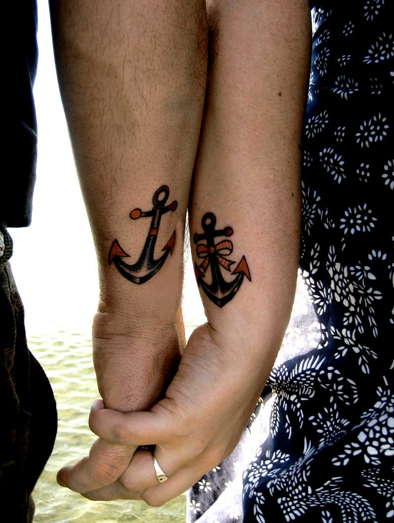 425ba9721 43 Most Popular Anchor Tattoos Designs and Their Meanings