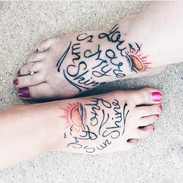 mother daughter tattoo ideas pictures 31