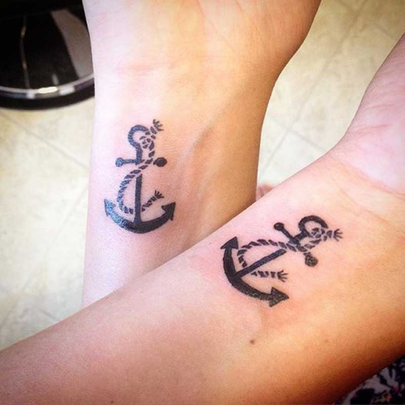 43 most popular anchor tattoos designs and their meanings