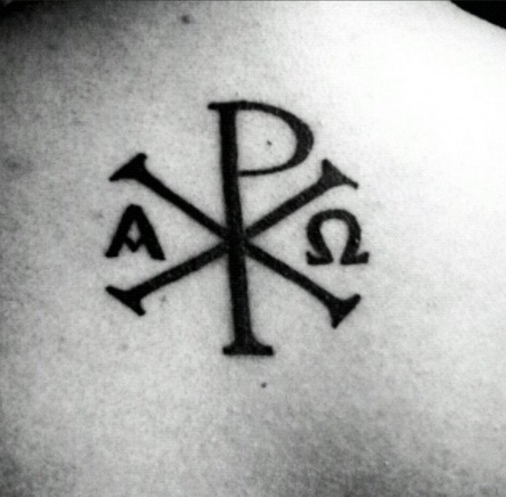 50 Chi Rho Tattoo Designs And Meanings