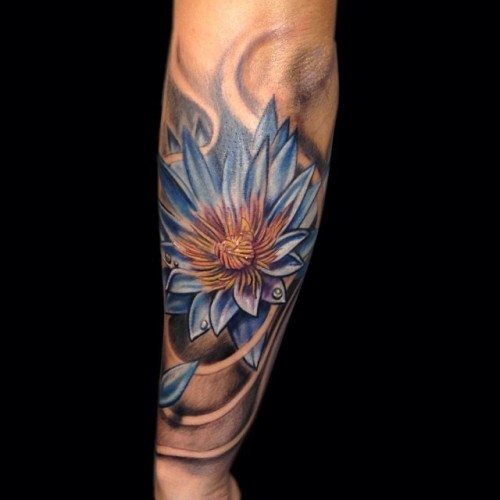 egyptian lotus flower tattoo designs