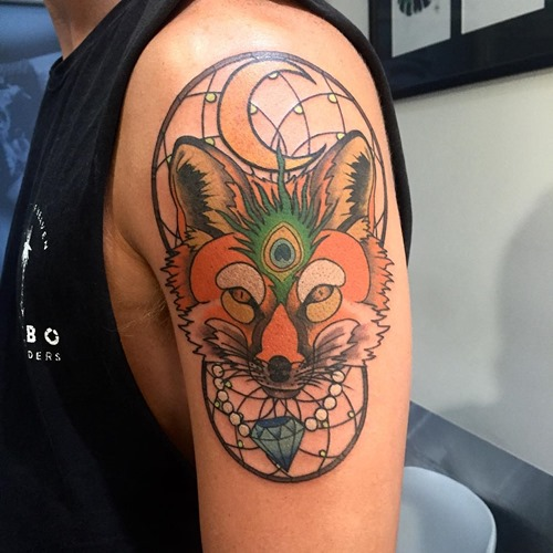 fox-tattoo-designs-10