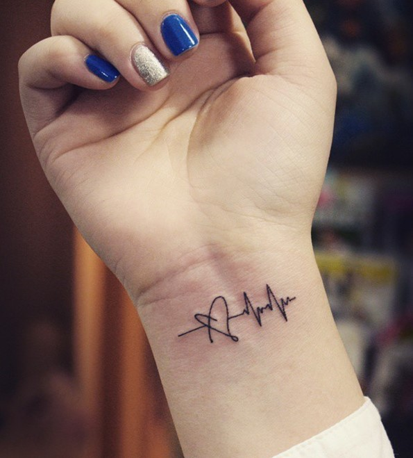 160 Emotional Lifeline Tattoo That Will Speak Directly To Your Soul