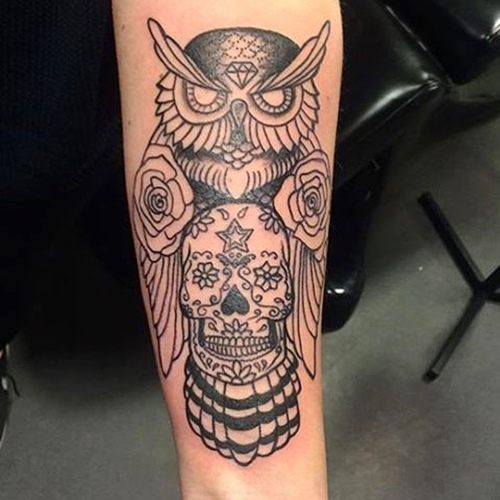 owl-and-skull tattoo-31