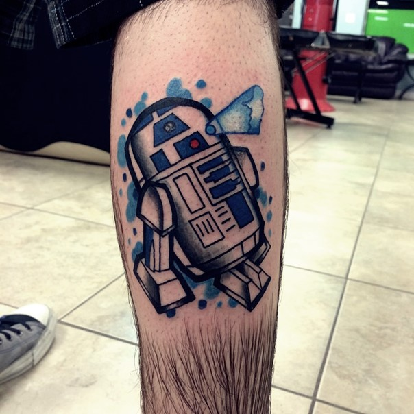 star wars tattoo r2d2-10