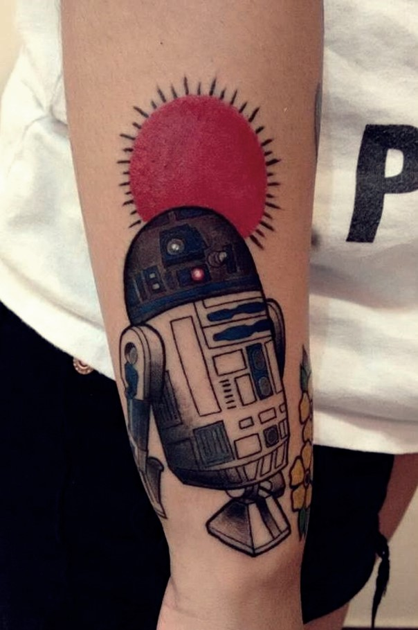 star wars tattoo r2d2-5