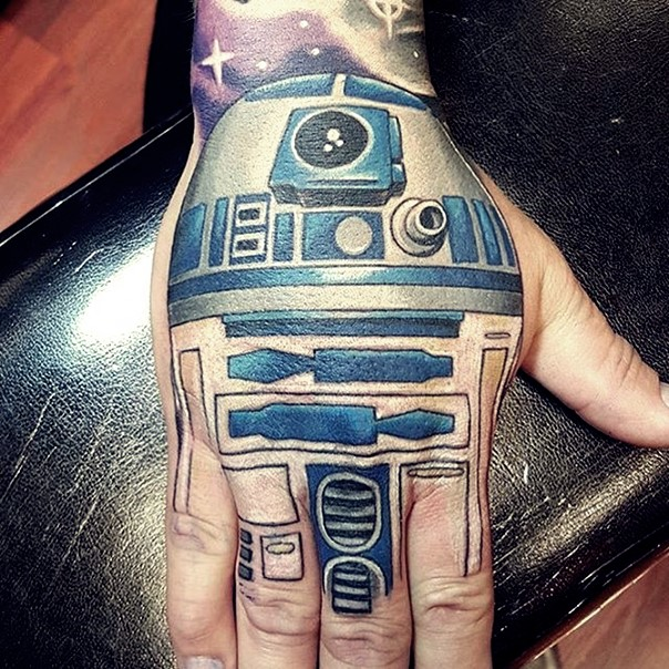 star wars tattoo r2d2-8