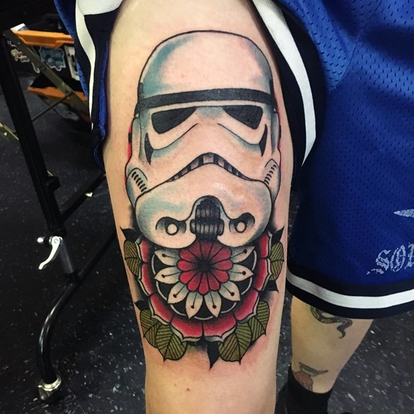 250 most memorable star wars tattoo