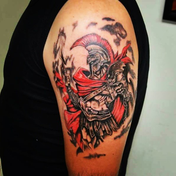 warrior-tattoo-designs-11