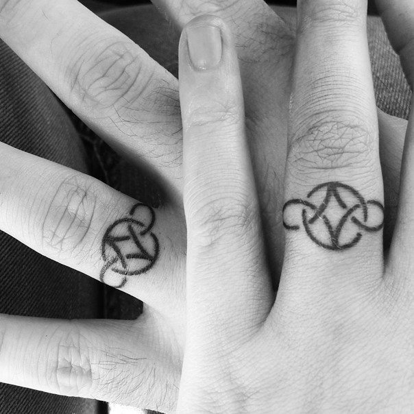 wedding ring tattoo-1