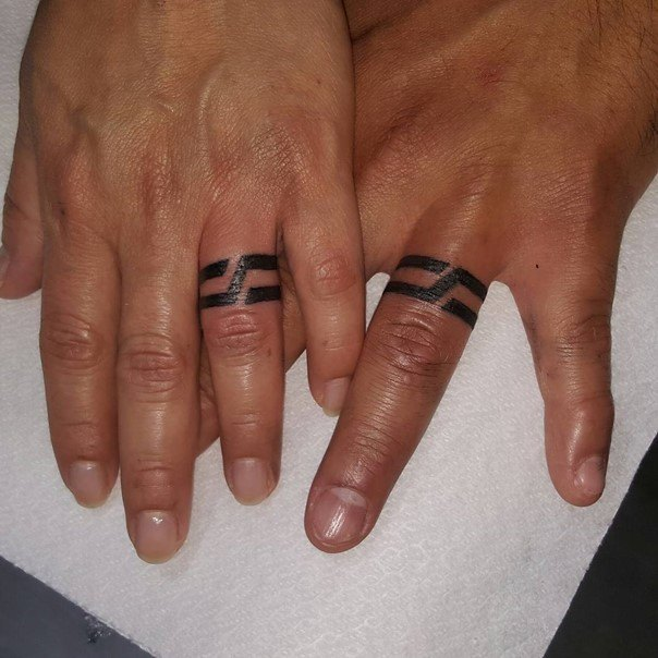 wedding ring tattoo-36