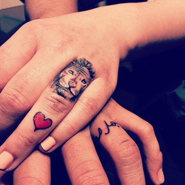 Wedding Band Tattoos For Men: 78 Wedding Ring Tattoos Done To Symbolize Your Love