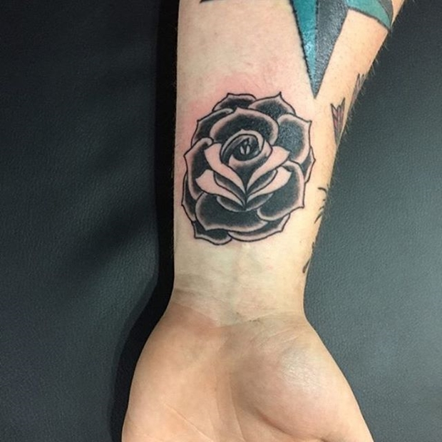 Black Rose Tattoo-11