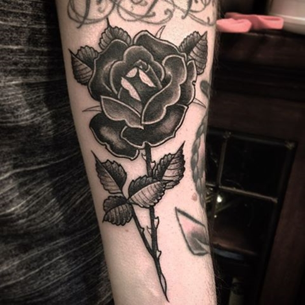 Black Rose Tattoo-18