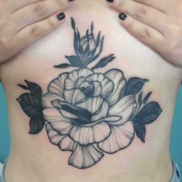 Black Rose Tattoo-20
