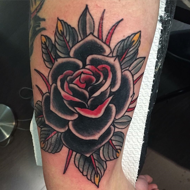 Black Rose Tattoo-23