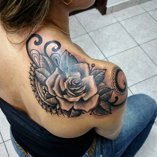 Black Rose Tattoo-26