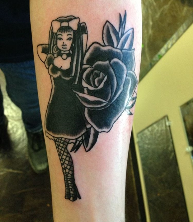 Black Rose Tattoo-28