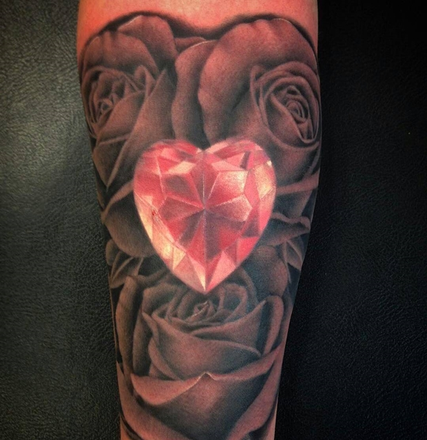 Black Rose Tattoo-33