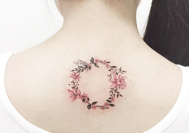 laurel wreath tattoo-25