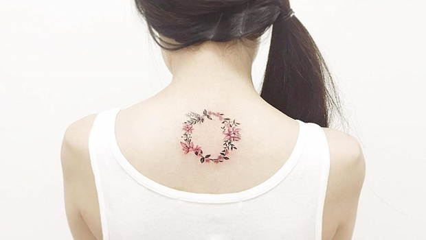 laurel wreath tattoo-32