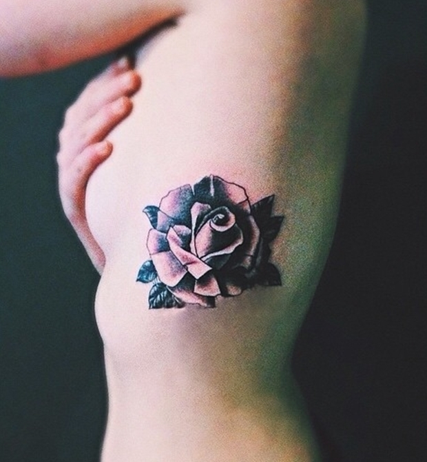 30 Tattoo Designs For Girls Ideas: 50 Pretty Side Tattoos For Girls