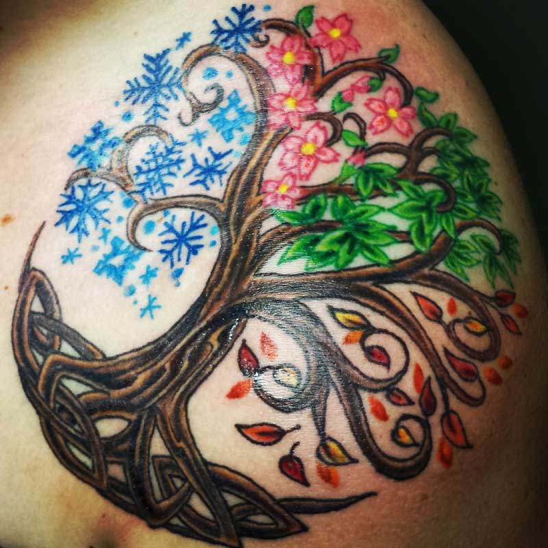 Celtic-tree-of-life-tattoo