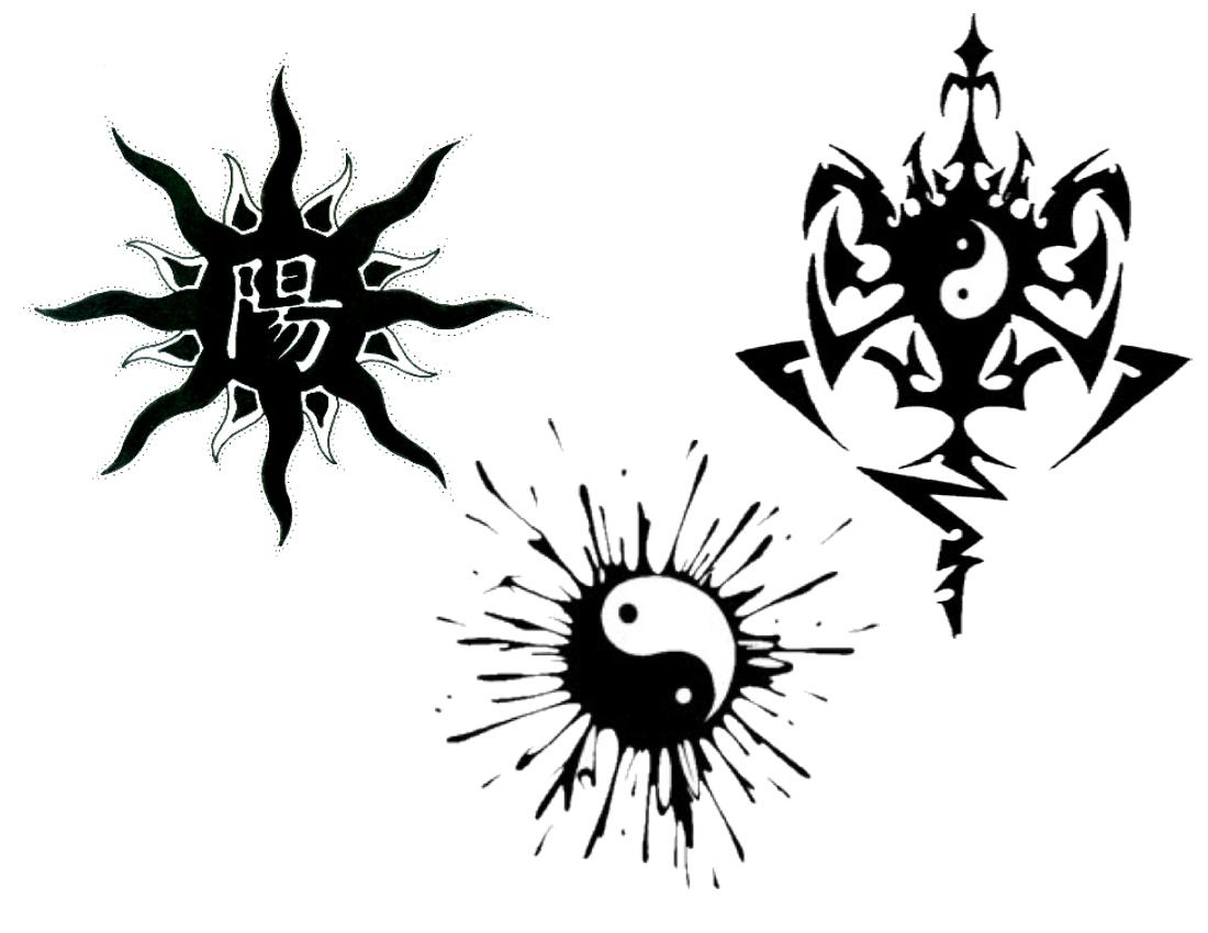 celestial tattoos designs