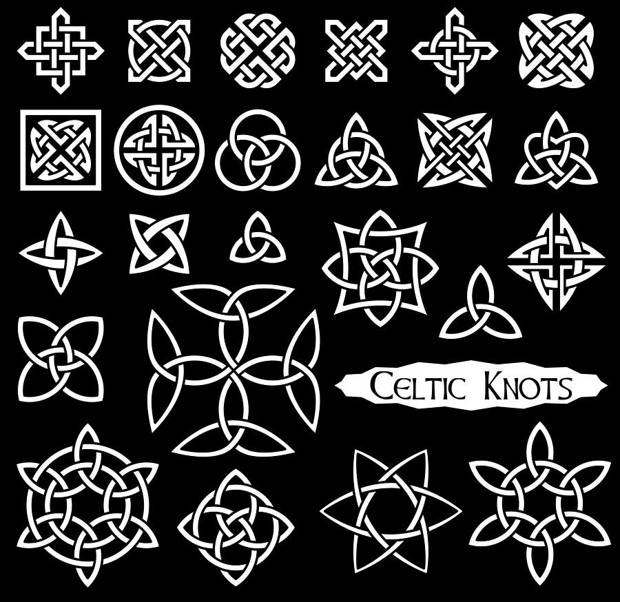 Tattoos for men celtic knots tattoo designs biocorpaavc Choice Image