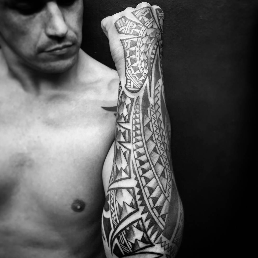 Tribal Tattoos for Mens Arms