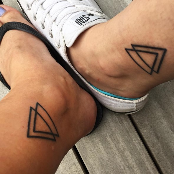 brother n sister matching tattoos