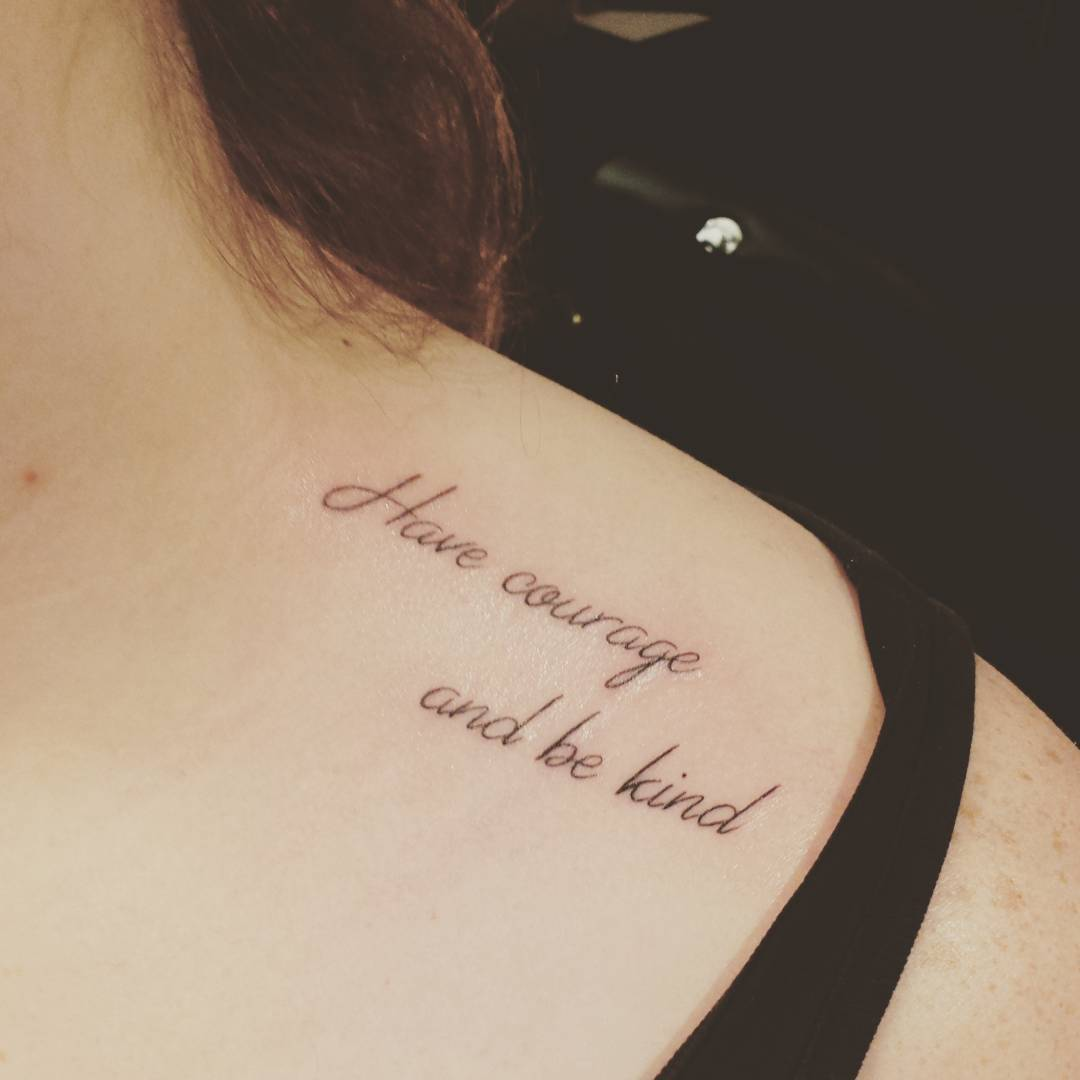 collar bone tattoo quotes