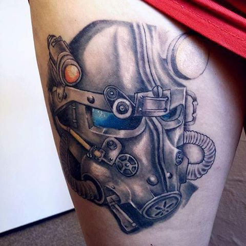 fallout 4 tattoo for women