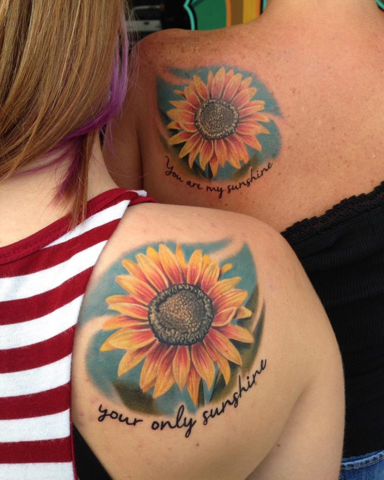 31 Beautiful Mother Daughter Tattoo Ideas That Will Blow Your Mind