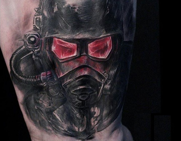 ncr ranger fallout 4 tattoo ideas