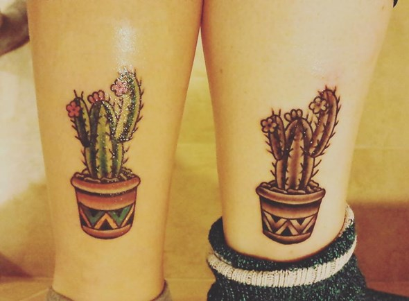 sister brother tattoo designs
