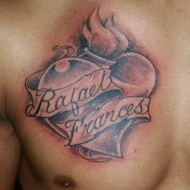 Tattoos Hearts with Names-30